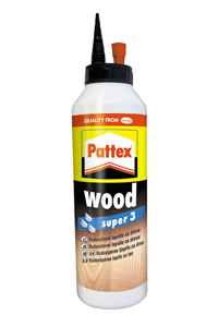 Pattex wood Super 3 250g